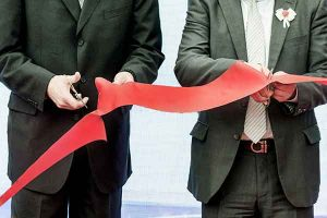 New Business Ribbon Cutting